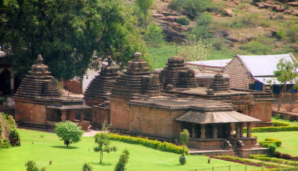 Mallikarjuna temple the best place to visit in Badami