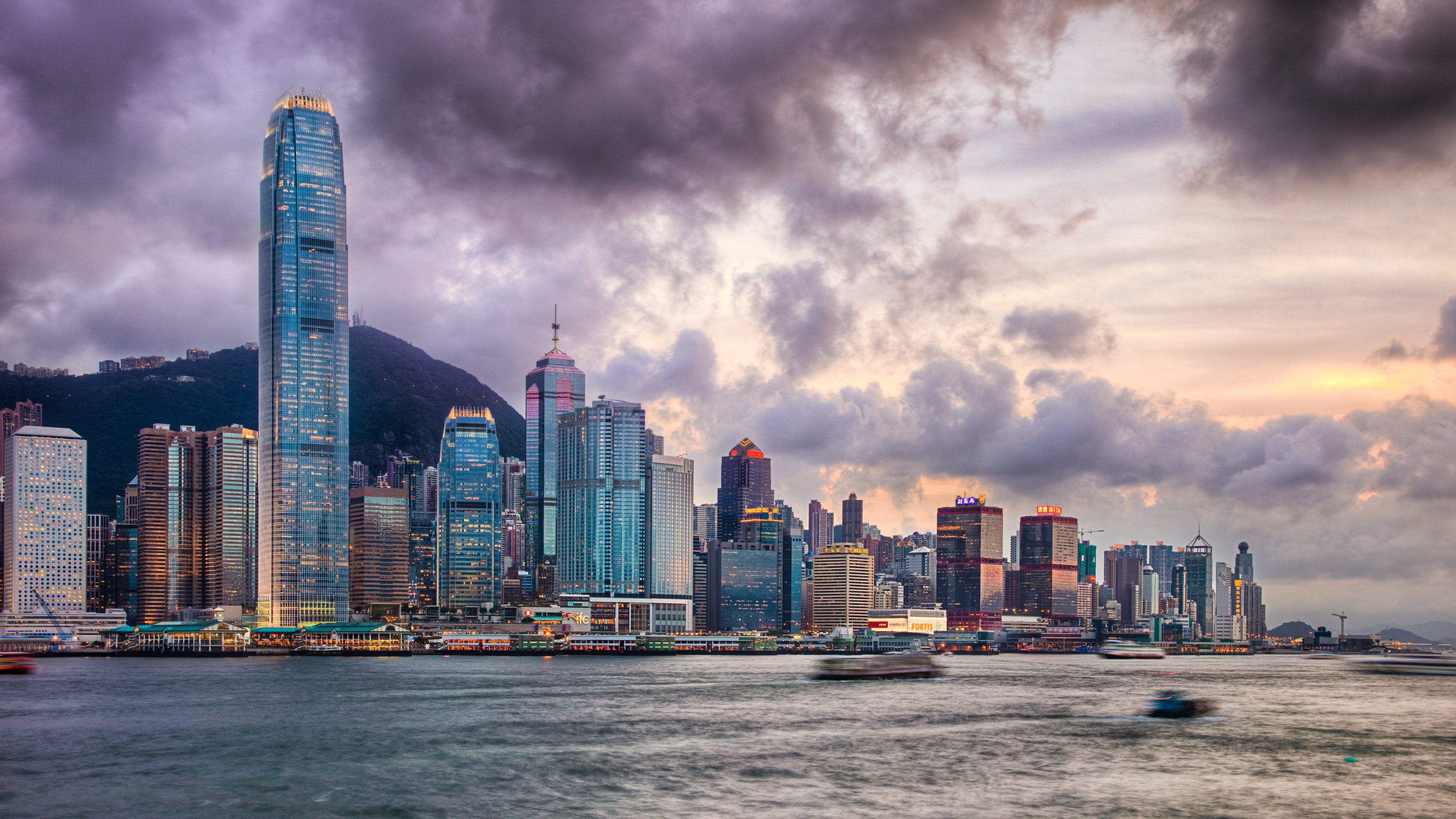 hongkong vs shanghai