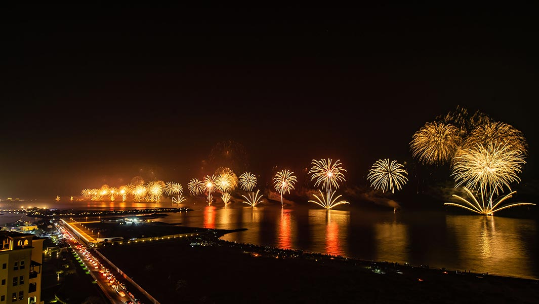 fireworks invennted by china
