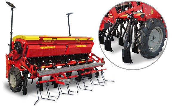 effective seed drill invented by china