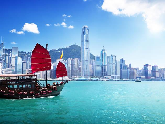 HONG KONG VS SHANGHAI