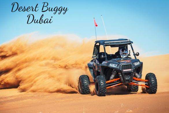 Desert Buggy Dubai