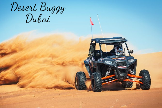 Desert Buggy Dubai: A Dune Bashing Tour