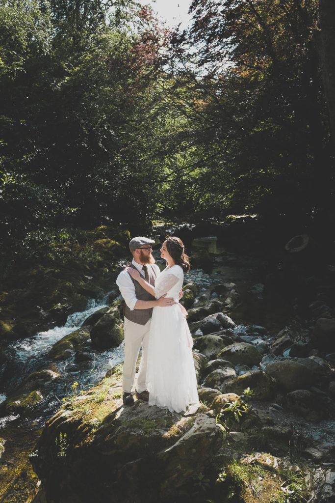 Forest Wedding Northern Ireland