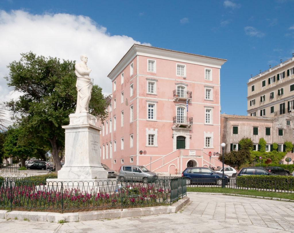 Corfu Mythology
