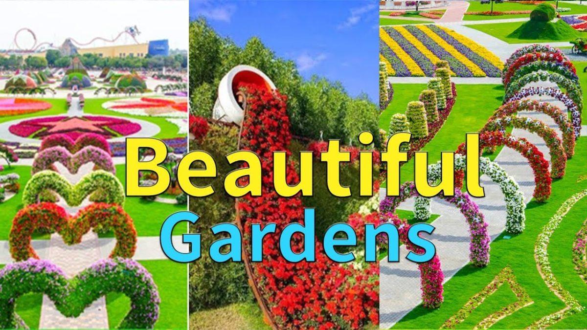 7 Beautiful Gardens around the World you must visit