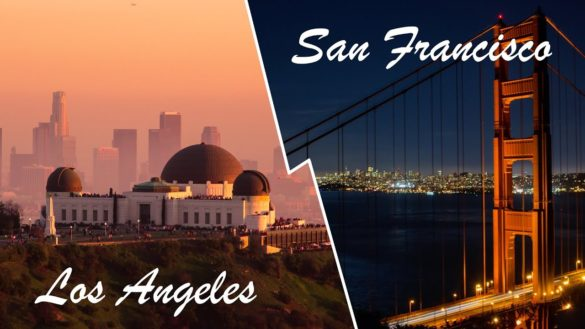 San Francisco Vs Los Angeles