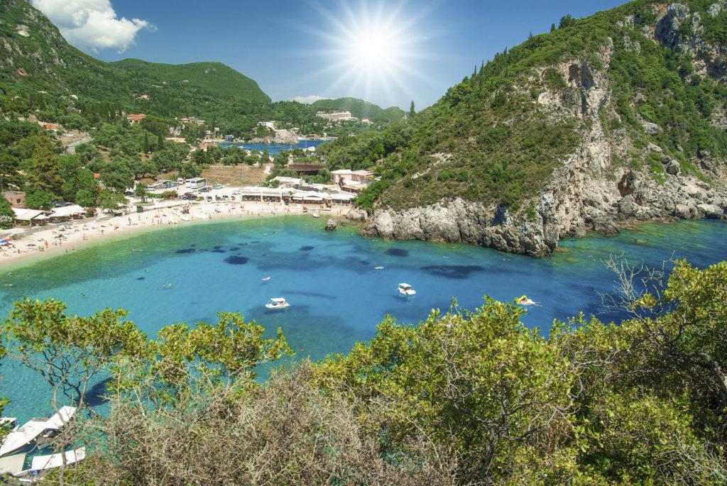 unique Greek Island