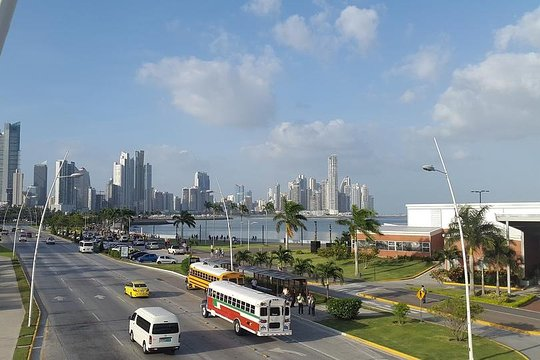 about Panama city