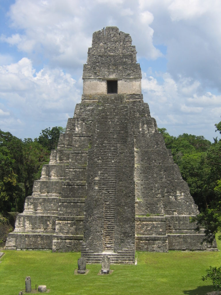 Facts about the Tikal Mayan Ruins