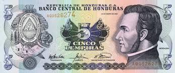 honduras currency