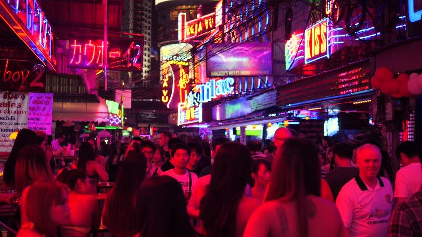 Thailand Ping Pong bars