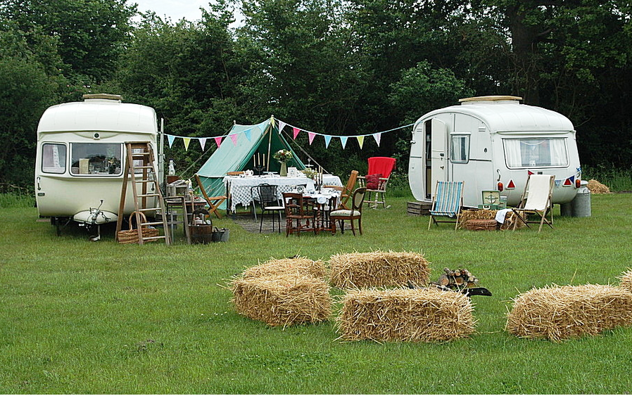 Great Glamping Destinations