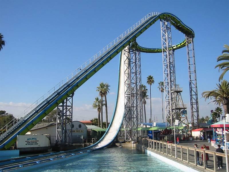 Five Most dangerous theme park rides