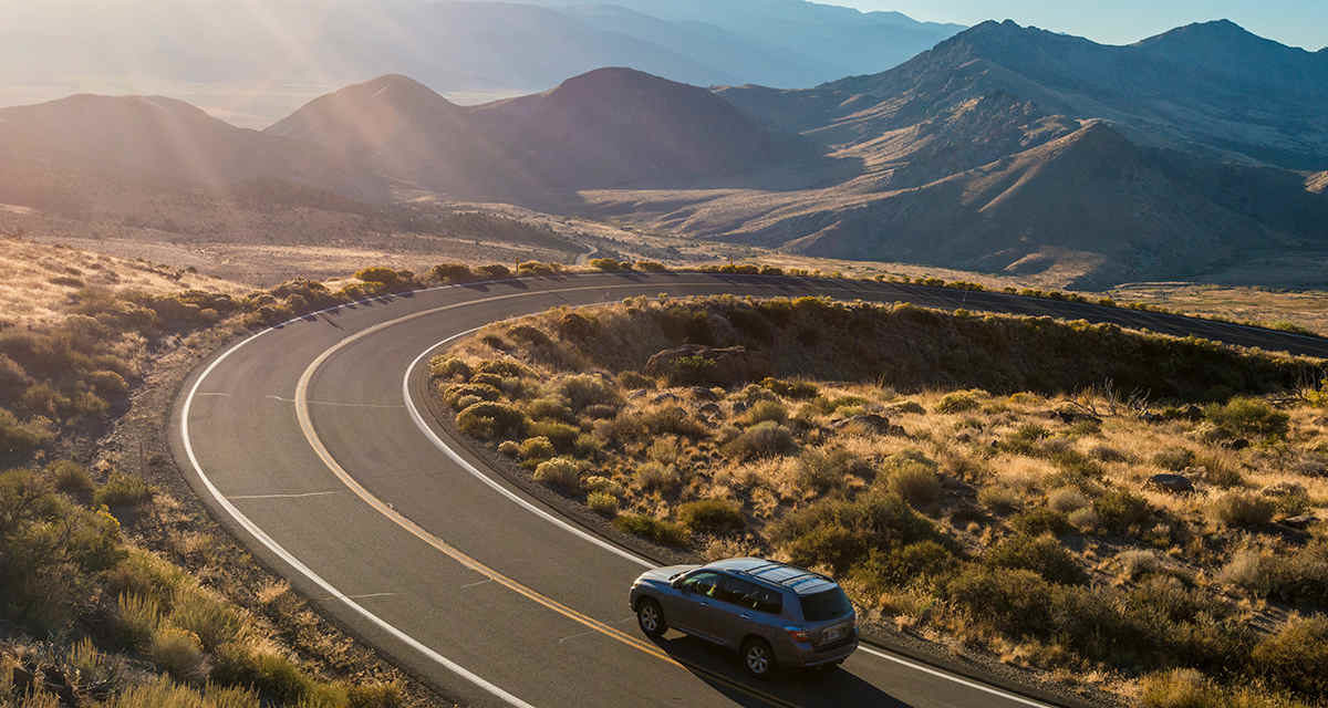 Experience the best road trip to California