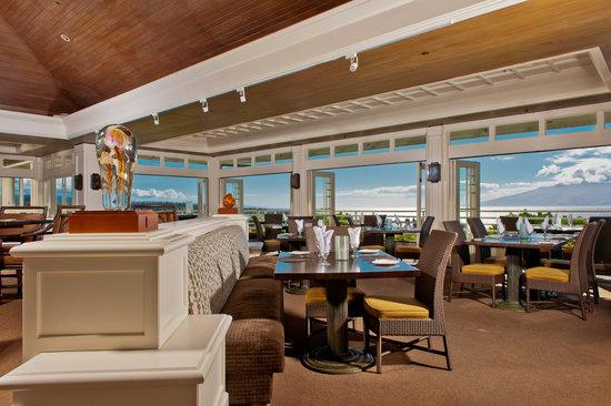 Maui Seafood restaurant
