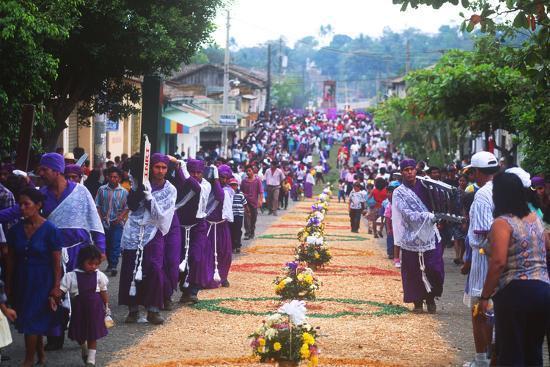 El Salvador Festivals – Holy Week (Semana Santa)