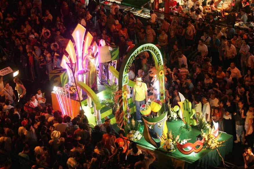 El Salvador Festival – San Miguel Carnival