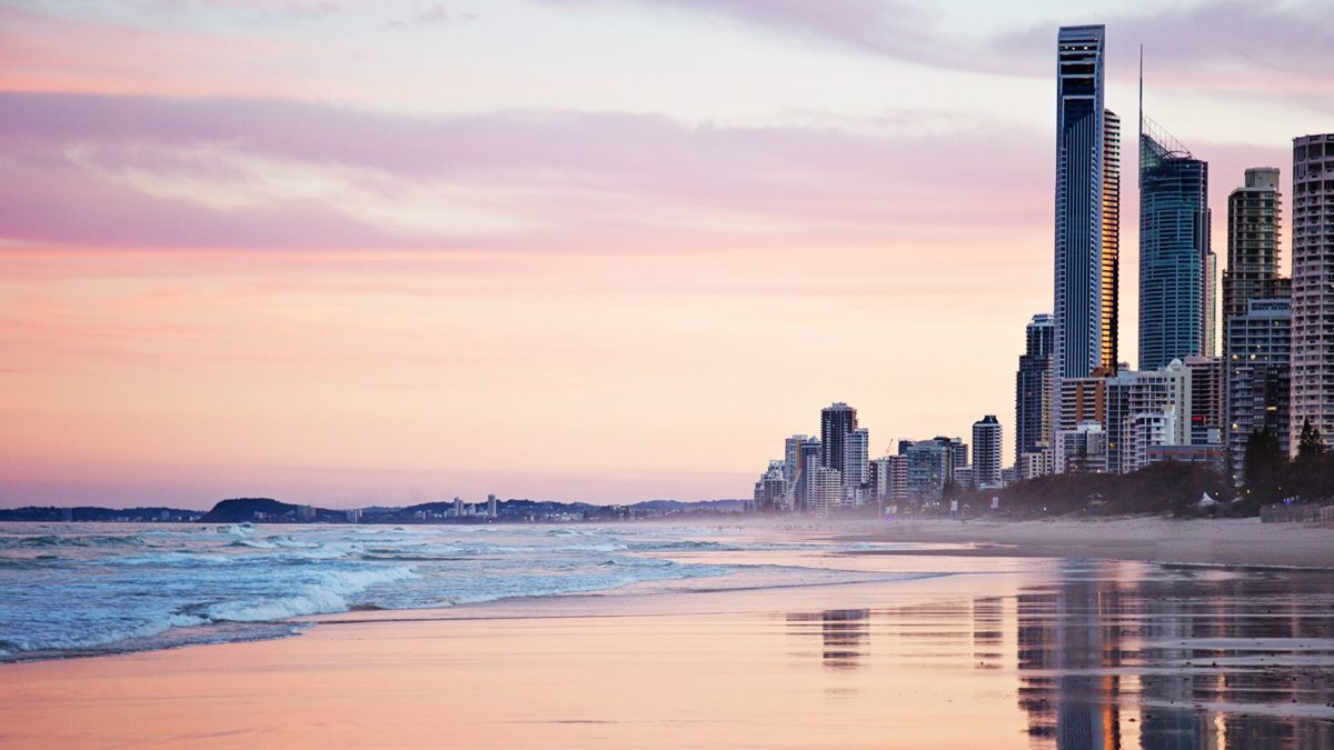 Travelling in Australia is like an around-the-world adventure. This is why?