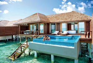hotel bath views