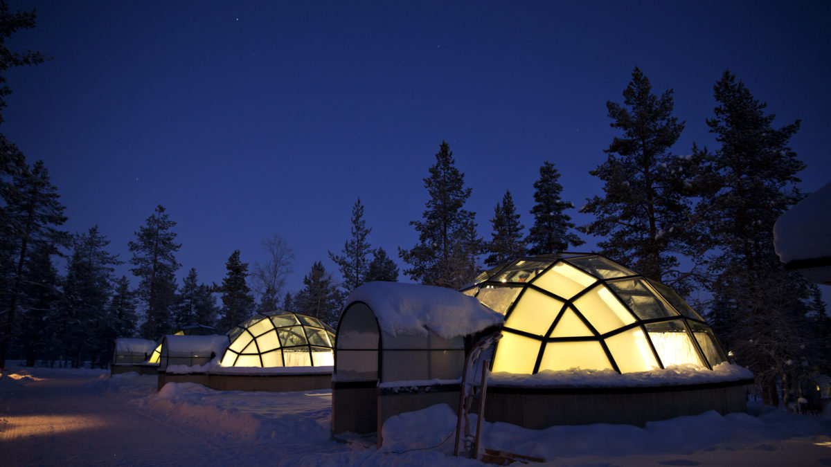Places to visit in Finland in winter