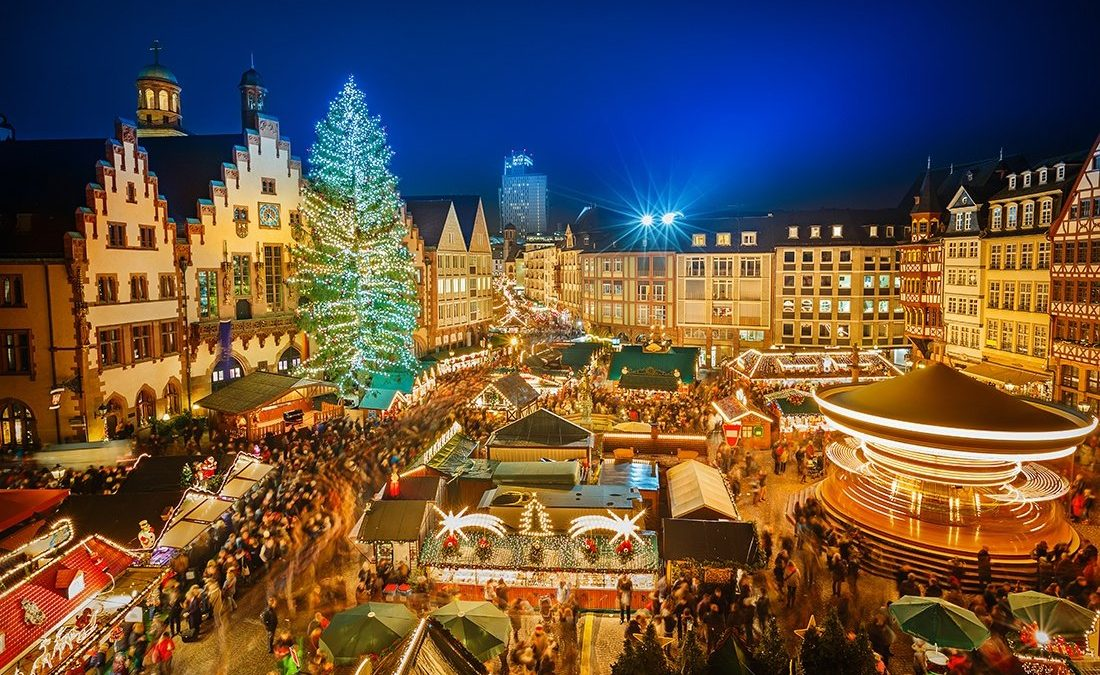 Magical places for Christmas in Europe