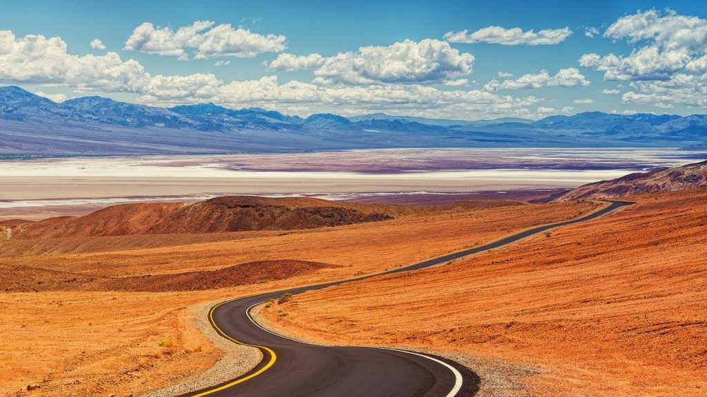 Things to Do in Death Valley in Winter