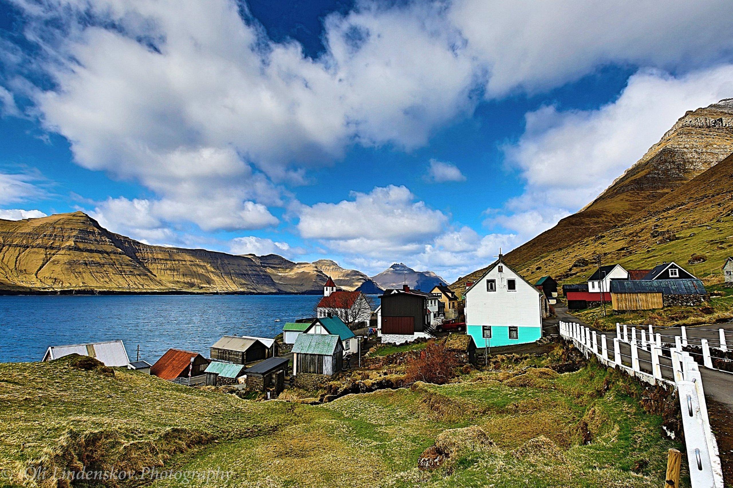 Kunoy Faroe Islands
