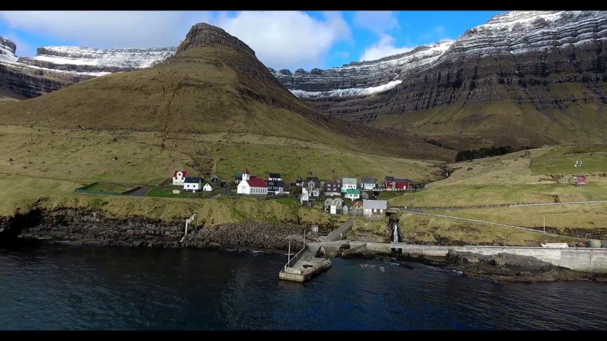 Guide for Kunoy Faroe Islands