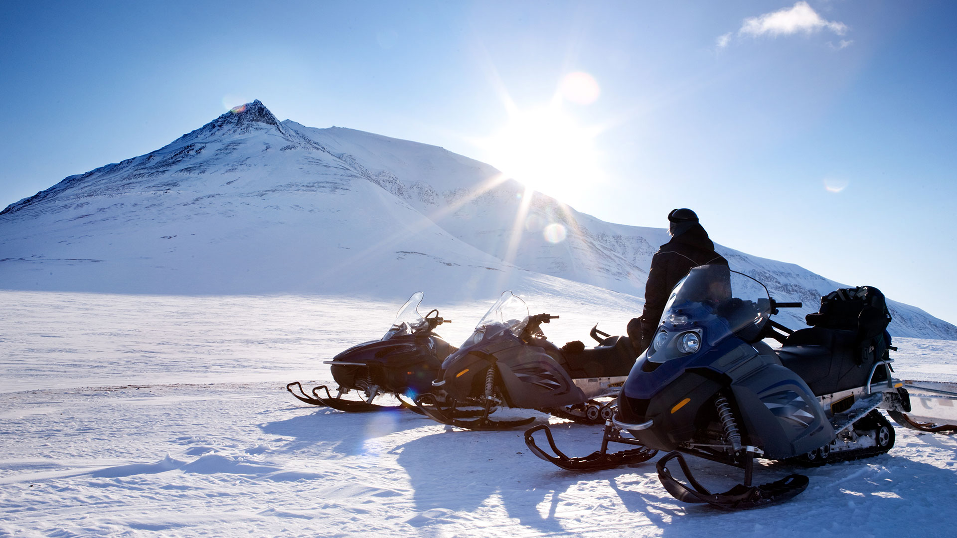 Best Snowmobile Tours In Svalbard