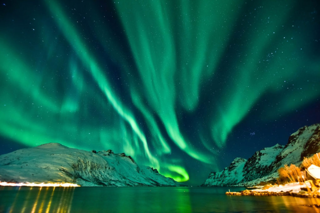 Svalbard Northern Lights Guide